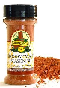 Lahaina Spice Company Bloody Maui Seasoning